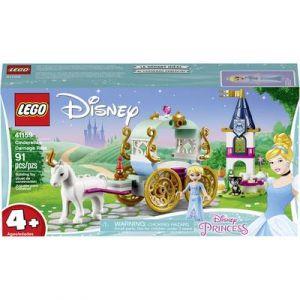 Lego Disney Princess - Le carrossse de Cendrillon - 41159