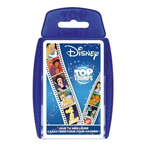 Winning Moves Top trumps - jeu de bataille Disney