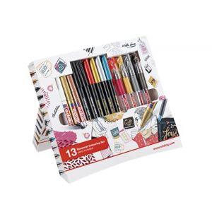 Edding Ensemble de stylos de couleur saisonnière 13 pcs
