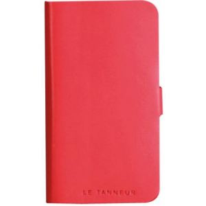 Le Tanneur LTMULTICOCOXIP5P - Étui pour iPhone 5 porte-cartes