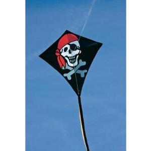 HQ Kites 100053 - Cerf-volant Eddy Jolly Roger