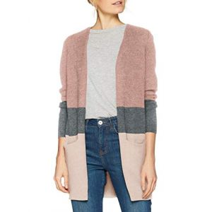 Only Gilet ONLQUEEN rose - Taille S,M,L,XL,XS