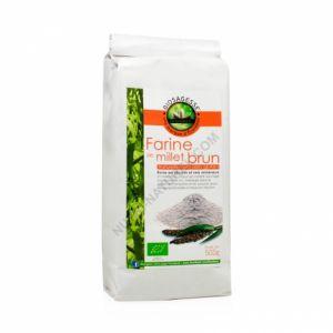 Ecoidées Farine de Millet brun sauvage Bio 400 g