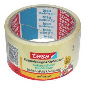 Tesa Ruban adhésif double universel - 5 m x 50 mm