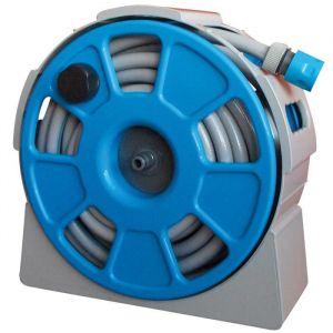 Midland Enrouleur de tuyau d'eau cassette 15 m