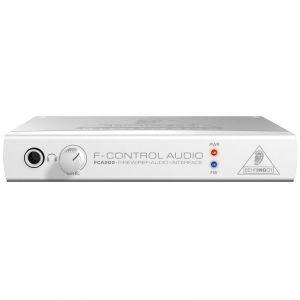Behringer FCA202 - Interface audio fireWire