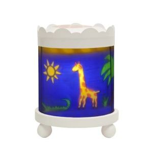 Trousselier Manège lanterne Jungle