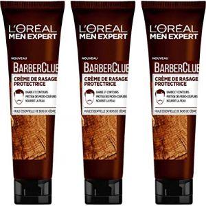 L'Oréal Crème de rasage protectrice - BarberClub