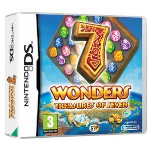 7 wonders : Treasures of Seven [NDS]