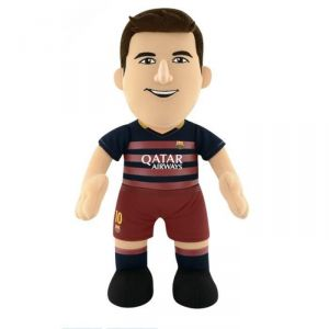 Bleacher Creatures Poupluche FC Barcelone : Lionel Messi 25 cm