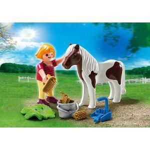 Playmobil 5291 Special Plus - Enfant avec poney