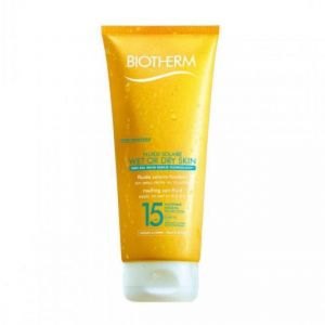 Biotherm Fluide solaire Wet or dry skin SPF 15 Moyenne