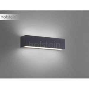 Paul neuhaus Applique murale ROBERT LED Anthracite, 1 lumière - Moderne - Extérieur