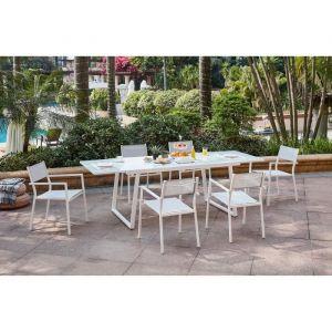 Extensible Aluminium Offres 452 De Table Comparer Jardin mP80nOwyvN