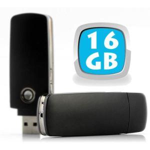 Yonis Y-cucedm16go - Clé USB camera espion détecteur de mouvement mini appareil photo 16 Go