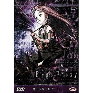 Ergo Proxy - Volume 3