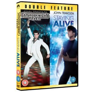 Coffret Saturday Night Fever + Staying Alive