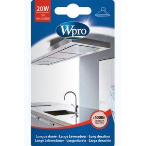 Wpro LMH138 - Ampoule pour hotte G4 20 Watts