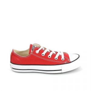 Converse Chaussures casual Chuck Taylor All Star Basses Toile Rouge - Taille 32
