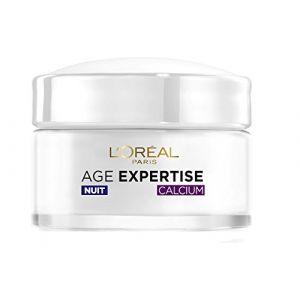 L'Oréal Age Expertise Soin de Nuit 55+ Soin redensifiant anti-rides 50 ml