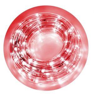 Christmas Dream Guirlande cordon lumineux 96 LED rouge (4 m)