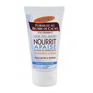 Palmer's Nourrit Apaise - Soin des mains au beurre de cacao