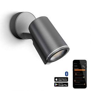 Steinel Projecteur d'extérieur à capteur Spot One Sensor Connect Noir