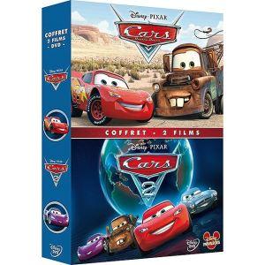 Coffret Cars, Quatre roues + Cars 2