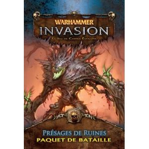 Edge Warhammer Invasion Jce : Cycle de Morrslieb 1 - Presages De Ruines
