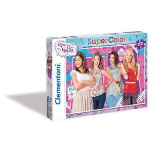 Clementoni Violetta Puzzle 250 pièces