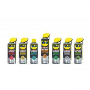 WD-40 Spray lubrifiant sec PTFE WD40 Company 400 ml 49394