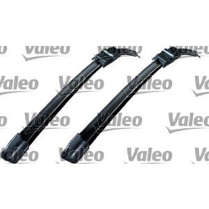 Valeo Silencio Xtrem VM300 - 2 balais essuie-glace 53cm et 47.5cm