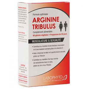Labophyto Arginine Tribulus 60 gélules