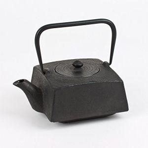 Table passion 935007 - Théière Cubic en fonte 0,8 L