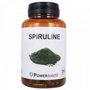Powersanté Spiruline - 200 gélules