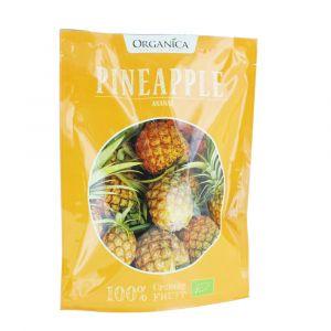 Organica Crunchy Fruits Ananas 16g