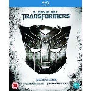 Coffret Transformers - La trilogie