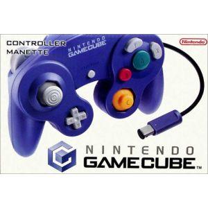 Nintendo Manette de jeu Gamecube