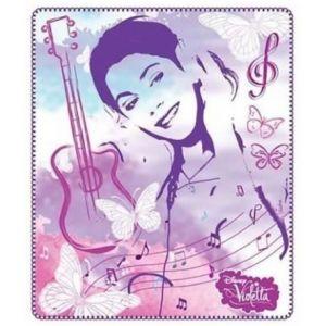 Plaid Violetta Disney (120 x 140 cm)