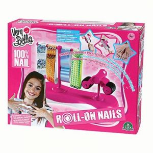 Giochi Preziosi Very Bella 100% Nail : Roll-on nails