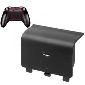 Contrôleur Noir Xbox One 600mah Rechargeable Ni-Mh Batterie