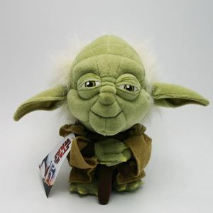 Abysse Corp Peluche Star Wars - Super Deformed : Yoda 15 cm