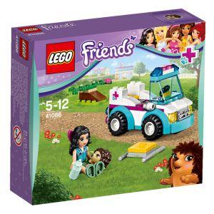 Lego 41086 - Friends : L'ambulance vétérinaire