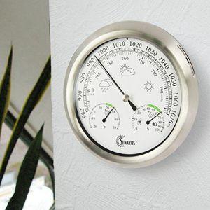 Sunartis Station météo analogique
