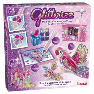 Lansay Glitterizz : Mon set d'activités paillettes