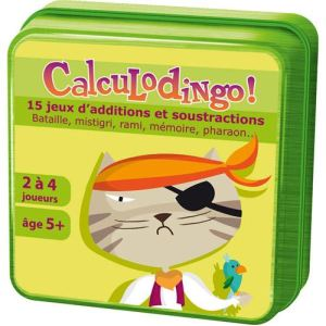 Asmodée Calculo Dingo