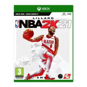 NBA 2K21 [XBOX One]