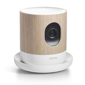 Withings Home WBP02 - Caméra HD avec capteur de qualité d'air