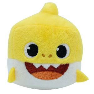 Bandai Peluche sonore Cube Baby Shark