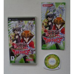 Yu-Gi-Oh! GX Tag Force sur PSP